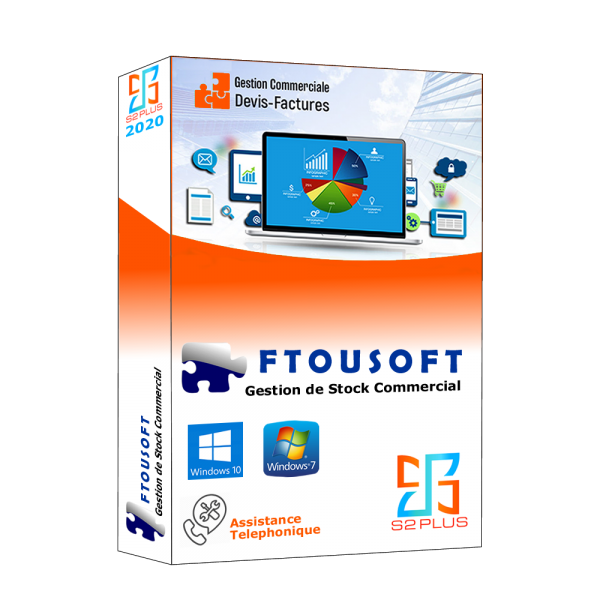 FTOUSOFT - Gestion Commerciale